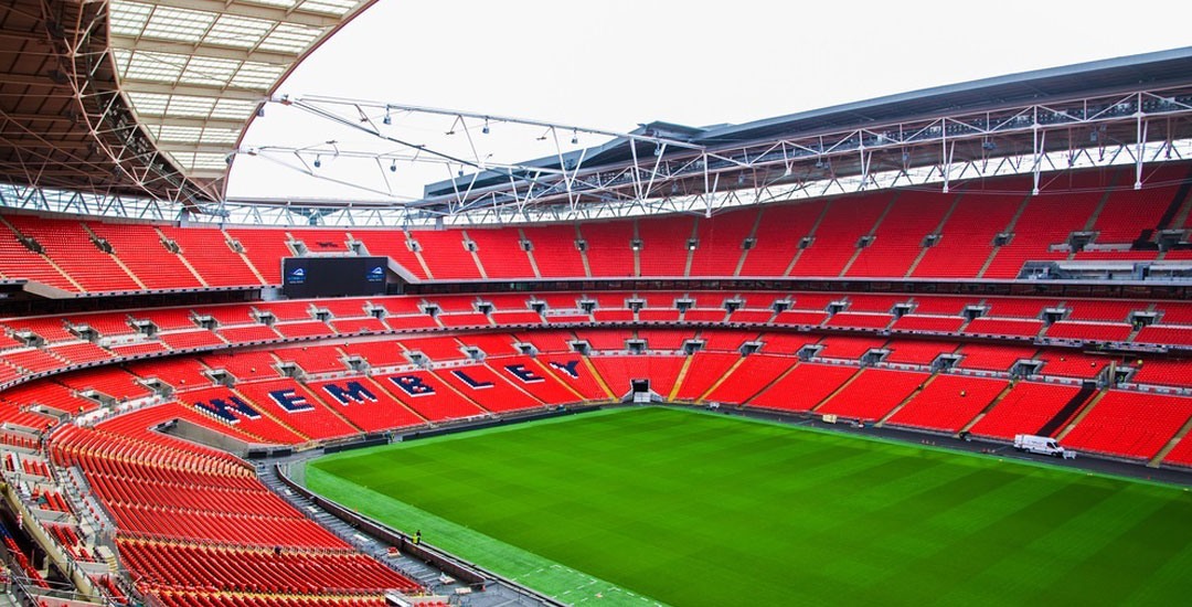 Wembley Stadium, London Image 1