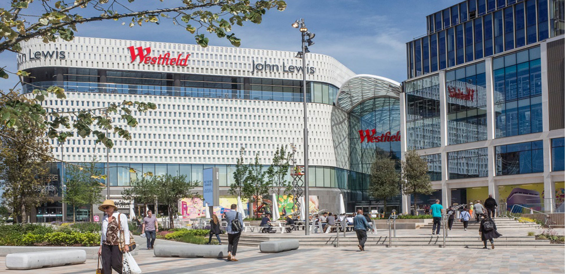 Westfield London Shopping Centre Image 1
