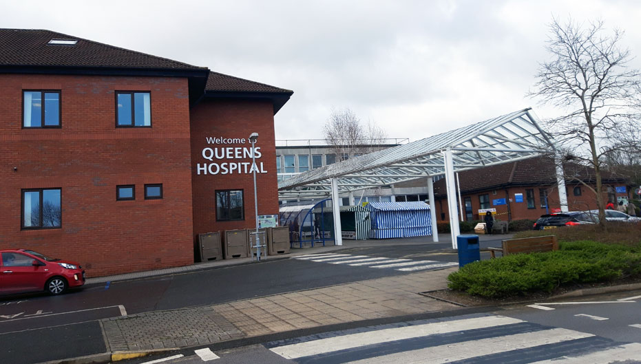 Queens Hospital, Burton on Trent Image 1